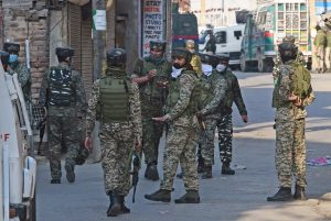 Encounter breaks out between terrorists, security forces in J-K's Kulgam
