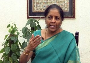 PM Modi's approach has never been supportive of any cronyism, says Sitharaman