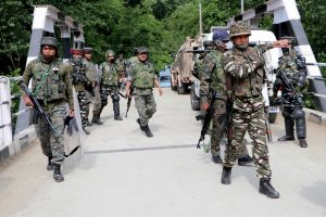 J-K: Two terrorists killed in Pulwama encounter