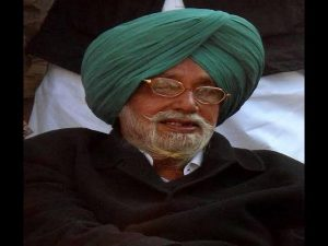 Punjab Finance Minister's father Gurdas Singh Badal passes away in Mohali