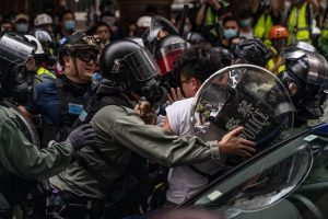 Hong Kong erupts in protest as China seeks to tighten grip on it via new legislation