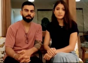 Virat, Anushka donate Rs 5 lakh each towards welfare of Mumbai Police