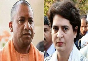 In a letter, Priyanka Gandhi slams CM Yogi over 'cows' condition in UP