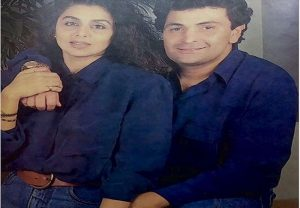 A month after his death, Neetu Kapoor remembers Rishi Kapoor with a throwback pic and heartfelt poem