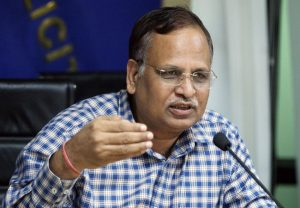 Satyendar Jain alleges under-reporting of cases by Haryana & UP, says Delhi will face issues if people from other states get tested here for COVID-19