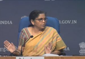 Rs 30,000 crore emergency credit support for farmers: Sitharaman