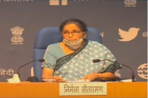 Sitharaman announces Rs 3 lakh-crore collateral free loans for MSMEs, 45 lakh businesses to benefit