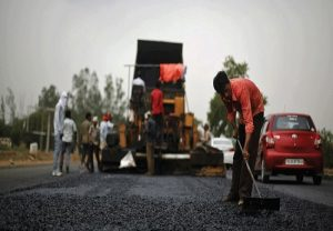 Nitin Gadkari sets road construction target at Rs 15 lakh crore for next two years
