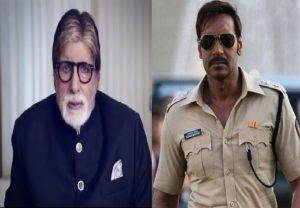 Ajay Devgn shares PSA featuring Big B urging people to give mental support to corona survivors