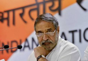 Cong leader Anand Sharma praises Modi govt's effort during the Covid lockdown