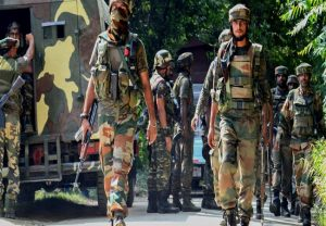 Encounter breaks out between security forces, terrorists at J-K's Kulgam