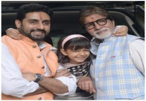 Amitabh Bachchan is proud of Aaradhya's tribute to COVID 19 warriors; check here