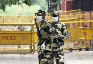 21 more BSF personnel test positive for COVID-19