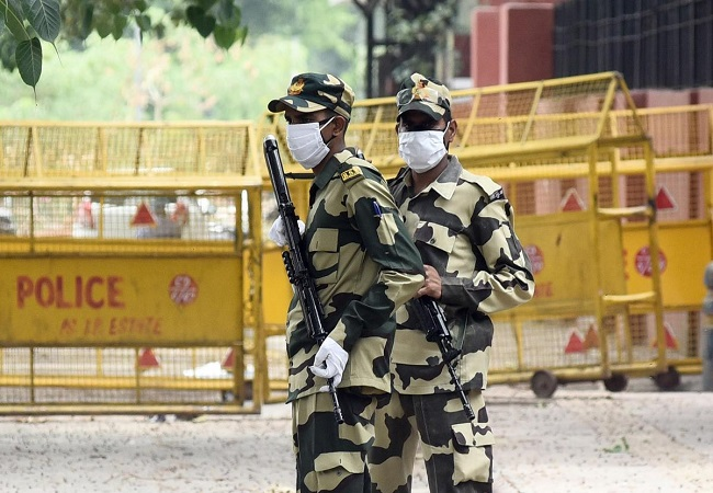 30 more BSF personnel test positive for COVID-19