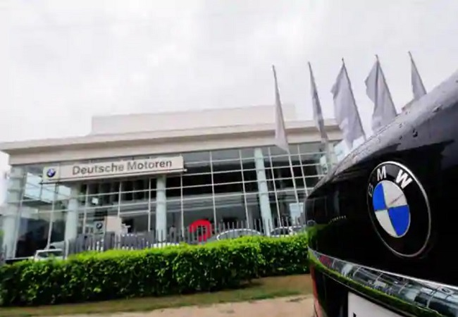 BMW Group India resumes local production at Chennai plant