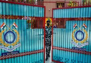 CRPF Delhi Headquarters sealed after staff member found COVID-19 positive, 40 home quarantined