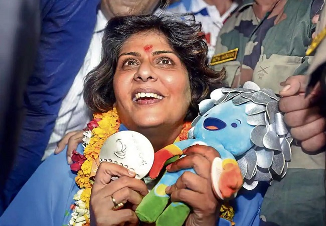 Para-athlete Deepa Malik announces retirement