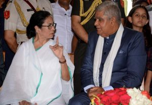 End blame game, need of hour is to engage in relief on ground: WB Governor to Mamata