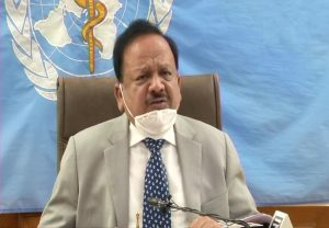 In a country of 1.35 billion people, India has only 0.1 million cases of COVID-19: Dr Harsh Vardhan