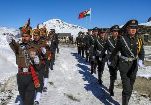 India-China military commanders discuss ongoing dispute along LAC in Eastern Ladakh today