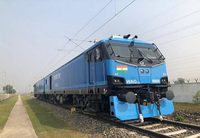 Railways operationalises its most powerful 12,000 HP made in India locomotive