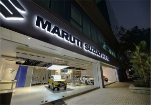 Maurti Suzuki  sees a decline sales, retails 1.3 million units