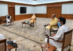 PM Modi holds high-level meeting on Vizag gas leak incident, committee to be formed to deal with effects