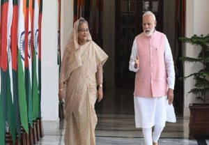 PM Modi, Sheikh Hasina discuss COVID-19 situation, collaboration between two countries
