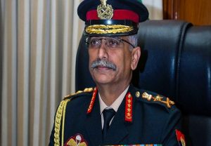 Nepal's protest over India's road in Lipulekh might be at behest of someone else: Army Chief