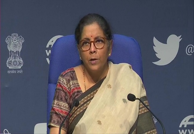 LIVE: FM Sitharaman announces 4th tranche of Rs 20 lakh cr Atmanirbhar Bharat economic package