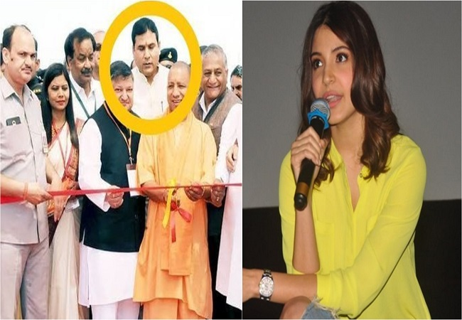 'Paatal Lok' changes the morphed image of BJP leader after he files a complaint against Anushka Sharma