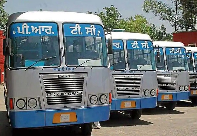 Public buses resume with half occupancy on select routes in Punjab