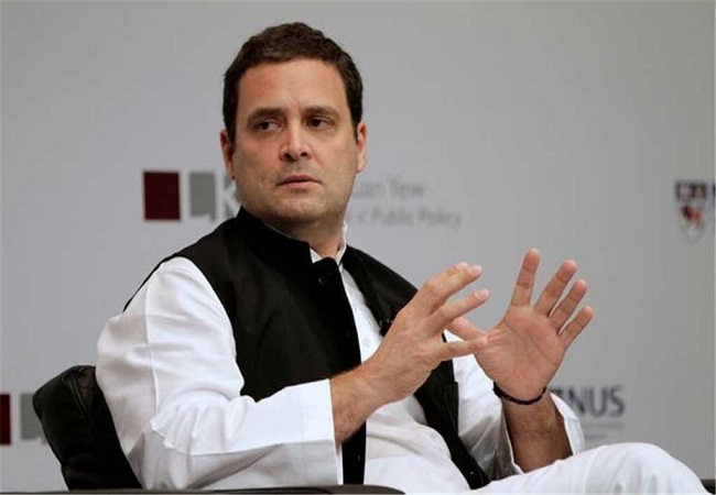 Congress is only supporting govt, not a 'key player': Rahul Gandhi shirks responsibility of what is happening in Maharashtra
