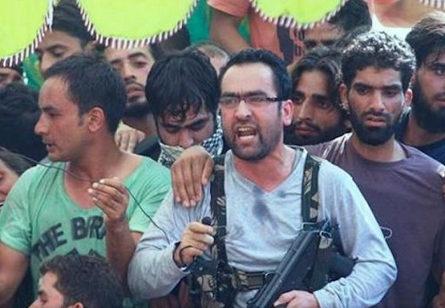 Hizbul Commander Riyaz Naikoo killed by security forces in Pulwama encounter