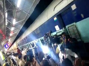 5 trains have successfully commenced journey with stranded people: Railways official