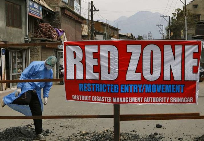 Combating COVID-19: MHA gives power to States/UTs to decide Red, Green, Orange zones