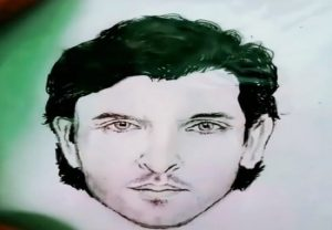 Hrithik Roshan shares an artsy fan tribute dedicated to him