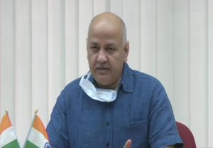 Delhi deputy CM Manish Sisodia tests positive for Covid-1, goes into 'self-isolation'