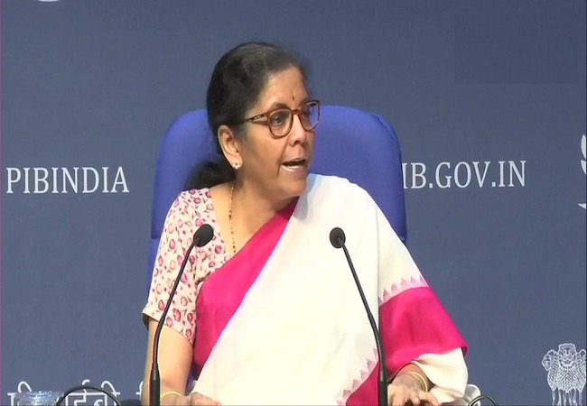 LIVE: Today's announcements will focus on agriculture and allied activities: FM Sitharaman