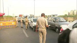 Delhi-Ghaziabad border: Heavy traffic near Ghazipur, day after border was sealed