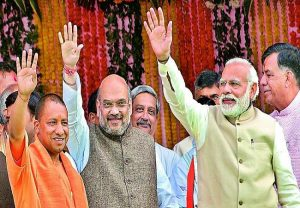 1st yr of PM Modi govt second term full of 'historic reforms, achievements': Yogi Adityanath