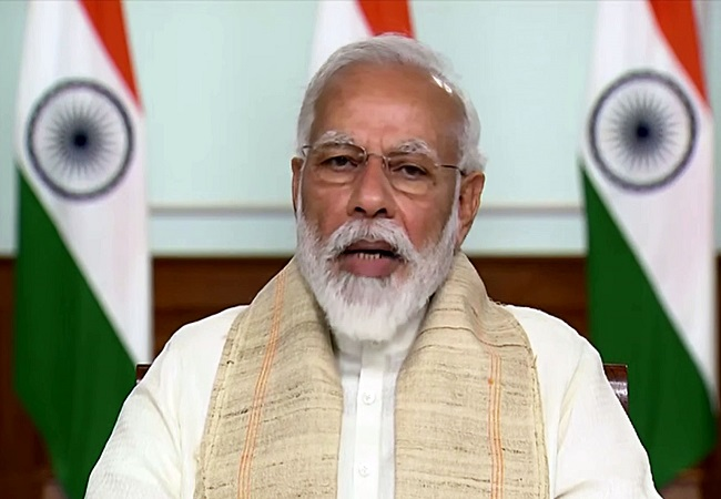 India wants peace but capable of giving befitting reply if instigated: PM Narendra Modi
