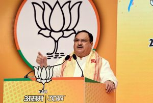 """""""Relaunch of 'scion' can wait"""": J P Nadda's attack on Congress over Ladakh face-off"""