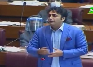 Imran Khan berated by Bilawal Bhutto in Pak Parliament for calling Osama a 'shaheed'