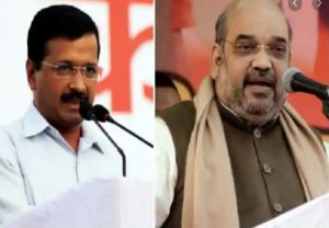 Kejriwal meets Amit Shah, discusses COVID-19 situation in Delhi in detail