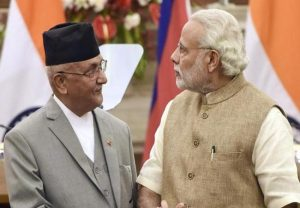 Amid rift over border issue, Nepal PM Oli claims India conspiring to destabilise his govt