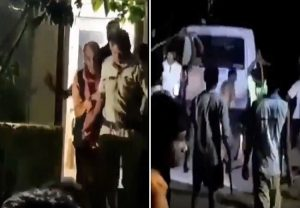 Palghar lynching: 3 policemen dismissed from service for not saving Sadhus from violent mob