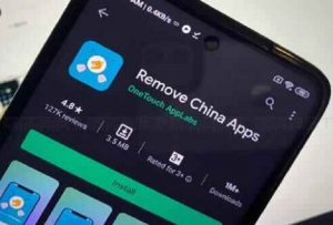Google takes down viral Indian App that allowed users to 'remove China apps'