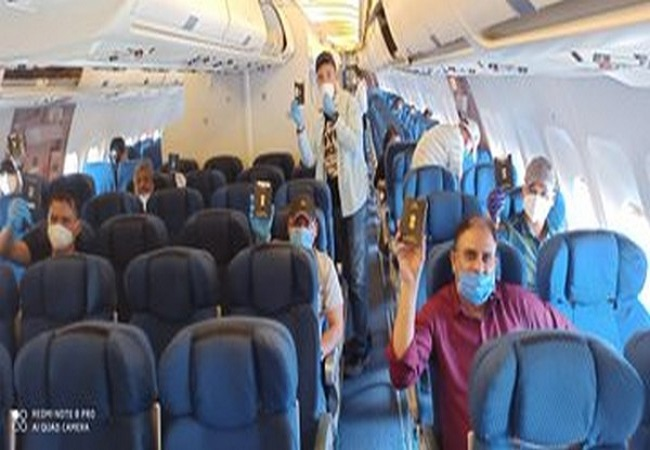 Vande Bharat Mission: Ariana Afghan Airlines evacuates 3rd batch of stranded Indian citizens from Kabul
