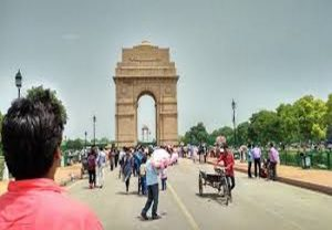Delhi air quality in 'satisfactory' category; AQI stands at 68